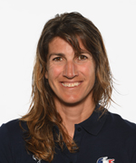 Ophélie DAVID<br />Ski cross