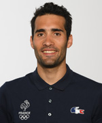 Martin FOURCADE<br />10km Sprint, 12,5km Poursuite, 15km Mass Start, 20km individuel, 4x7,5km